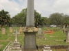 Voortrekker Cemetery East grave  Edward English 1890