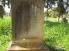 Voortrekker Cemetery East grave  Edward Patrick 1887 & Mary Wilson 1884