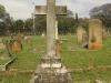 Voortrekker Cemetery East grave  Edwin James Driver 1891