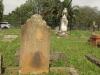 Voortrekker Cemetery East grave  Elizebeth Trevor 1888