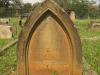 Voortrekker Cemetery East grave Emily Florence & Adelaide McKenzie