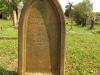 Voortrekker Cemetery East grave  Emma Tomlinson aged 13 years