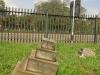 Voortrekker Cemetery East grave  Eric Payne, Arthur Royle Payne (SNR) and Arthur  Royle Payne(Jnr - Killed Delville Wood)