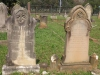 Voortrekker Cemetery East grave  Frank 1911 and Barbara Fowler 1946 and Frederick Farthing 1883