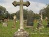 Voortrekker Cemetery East grave  Frank  Philip Nowell Thompson