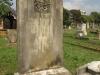 Voortrekker Cemetery East grave  Frederick Dane 1907