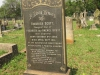 Voortrekker Cemetery East grave  Frederick Scott 1911
