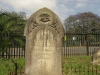 Voortrekker Cemetery East grave  George Reed 1901 - Former Postmaster of Pinetown