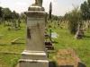 Voortrekker Cemetery East grave  Georgina Julia