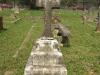 Voortrekker Cemetery East grave  Herbert hancock 1890 - Manager of Greys Hospital