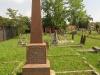 Voortrekker Cemetery East grave  Isabella Maud Palmer 1920