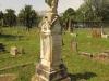 Voortrekker Cemetery East grave  James Christian Todd 1881