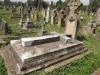 Voortrekker Cemetery East grave  James Green - Dean of PMB - 1906