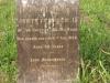 Voortrekker Cemetery East grave James Henry Smith - The Wattles Hilton - 1932