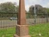 Voortrekker Cemetery East grave John Butler Palmer 1910 - killed accidentally