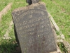 Voortrekker Cemetery East grave  John McRea - Earle of Pitslico - 1916