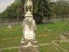 Voortrekker Cemetery East grave John William Turnbull - 1902 - Judge of Supreme Court & Hugh Marshall 1875 and Lucy Marshall Turnbull 1909