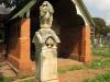 Voortrekker Cemetery East grave  Joseph Baldwin 1898