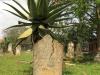 Voortrekker Cemetery East grave  Mary Anne Wessex 1917