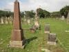 Voortrekker Cemetery East grave  - R Wyatt 1891 (1)