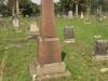 Voortrekker Cemetery East grave  - R Wyatt 1891 (2)