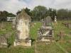 Voortrekker Cemetery East grave  Robert F.A. Tully 1902 & Caroline Greenaway 1915