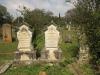 Voortrekker Cemetery East grave  Robert Mason 1904 & Emma Mason 1889