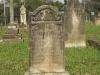 Voortrekker Cemetery East grave  Rosina  1911 and William Boyd 1911