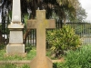 Voortrekker Cemetery East grave T.C.S. - H.T.F.S. - 1885