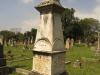 Voortrekker Cemetery East grave  Thomas 1884 & Anna Adams 1888