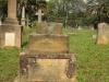 Voortrekker Cemetery East grave  Thomas Brooks  1876 and wife Caroline
