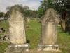 Voortrekker Cemetery East grave  W Benjamin 1906 & I Jolliffe 1930