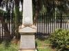 Voortrekker Cemetery East grave Wesley Francis 1913 - Freemason