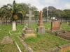 Voortrekker Cemetery East graves Blain , Leigh, Walker