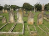 Voortrekker Cemetery East graves Franklin