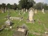 Voortrekker Cemetery East graves Wheeler & Hannah