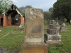 Voortrekker Cemetary  East - Grave   ... Holliday 1865
