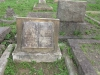 Voortrekker Cemetary  East - Grave  Amy Jane Armstrong  1923 and sister  Olivier Ball 1934