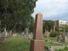 Voortrekker Cemetary  East - Grave  D.A.B. Linsay 1915