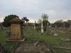 Voortrekker Cemetary  East - Grave  Eaglestone - Gabriel and cemetery views