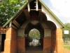 Voortrekker Cemetary  East - Grave  - Entrance Portico (5)