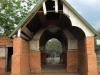 Voortrekker Cemetary  East - Grave - Entrance Portico