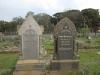 Voortrekker Cemetary  East - Grave  Isabella & James McKellar 1911