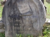 Voortrekker Cemetary  East - Grave  Joseph Cundill 1873