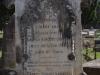 Voortrekker Cemetary  East - Grave   Mary Ann Lambert 1896