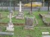 Voortrekker Cemetary  East - Grave  Merl Mckenzie, Christinson and Percy Jackson