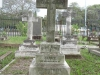 Voortrekker Cemetary  East - Grave  Sannie Whittaker 1891