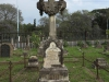 Voortrekker Cemetary  East - Grave Sub Inspector Alexander Shakleton - Natal Police 1898