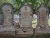 Voortrekker Cemetary  East - Grave  family Line