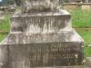 Voortrekker Cemetery East - Grave  Augusta Clara Harrison (nee Tatham) 1896